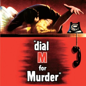 Poster - Dial M for Murder